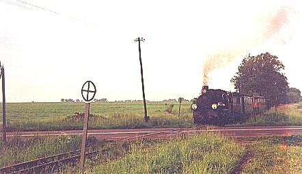 Schroda sroda wlkp chemin de fer voie troite pologne - Traverse de chemin de fer occasion ...